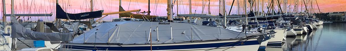 Zeilboot (of welke boot er het meest op lijkt)