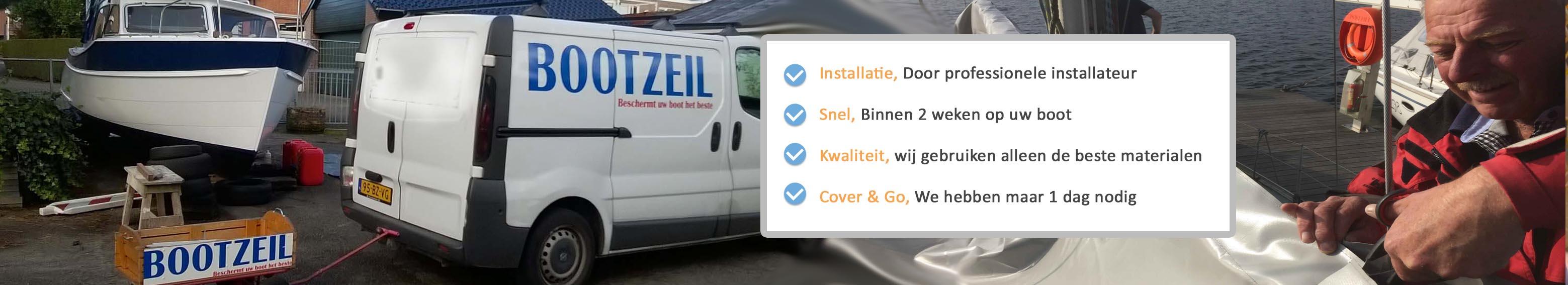 Bootzeil service