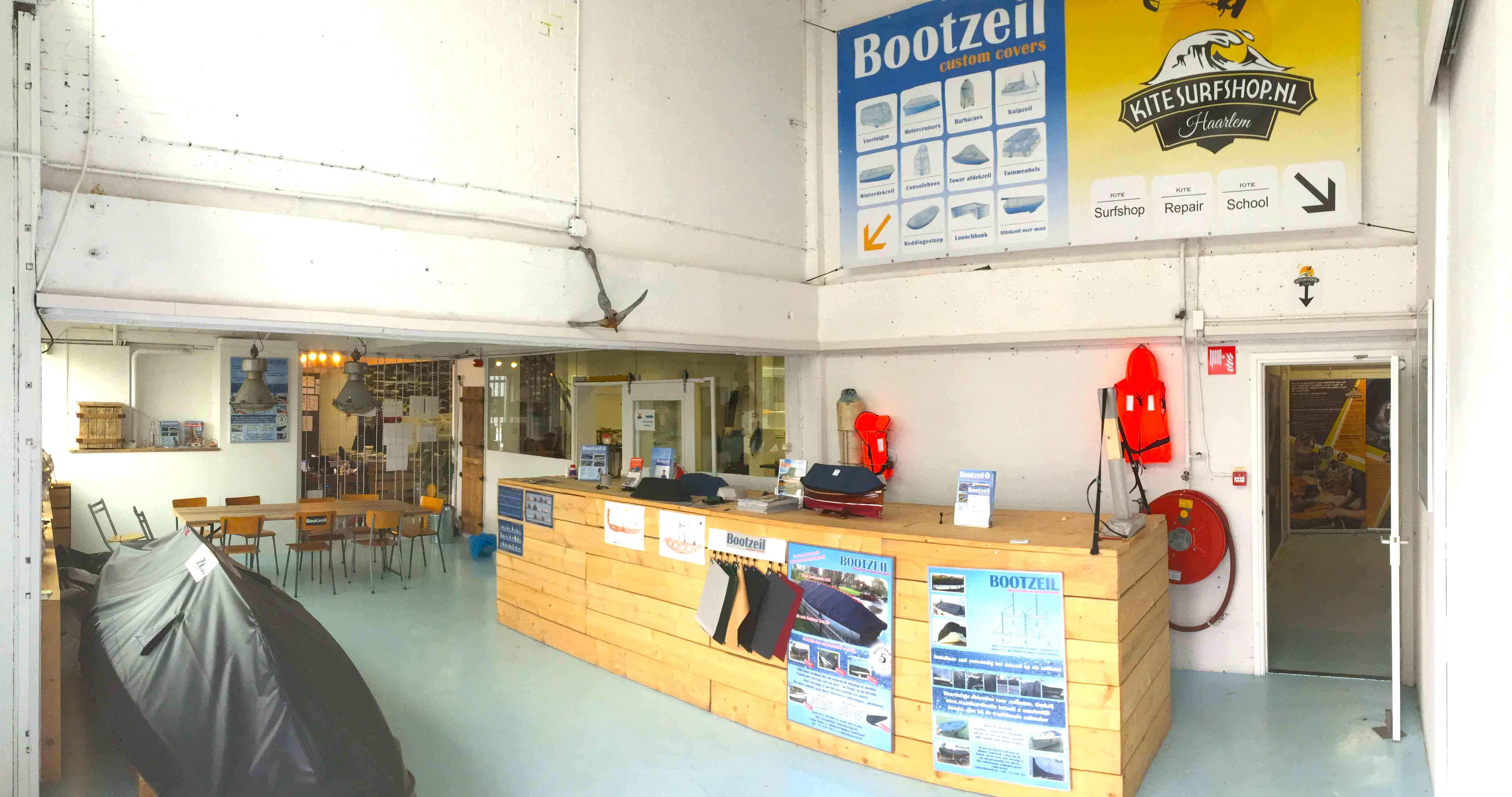 bootzeil-kantoor