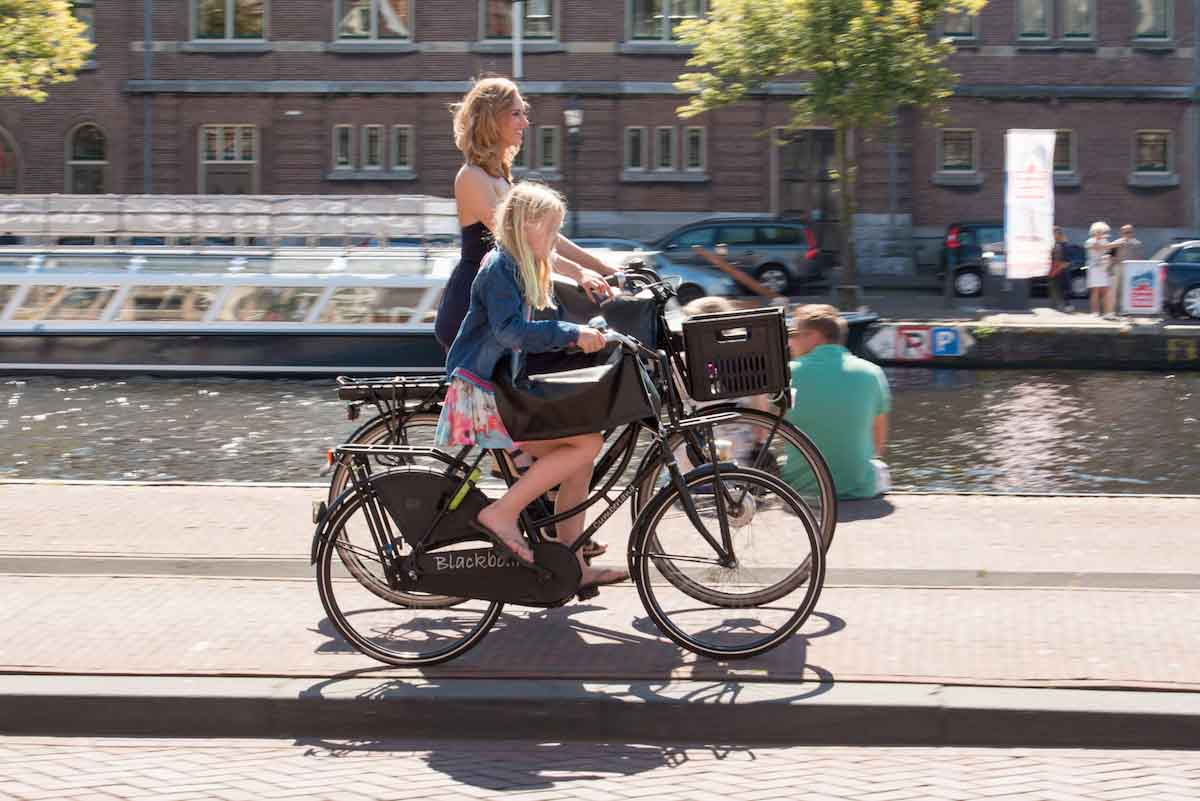 fiets poncho