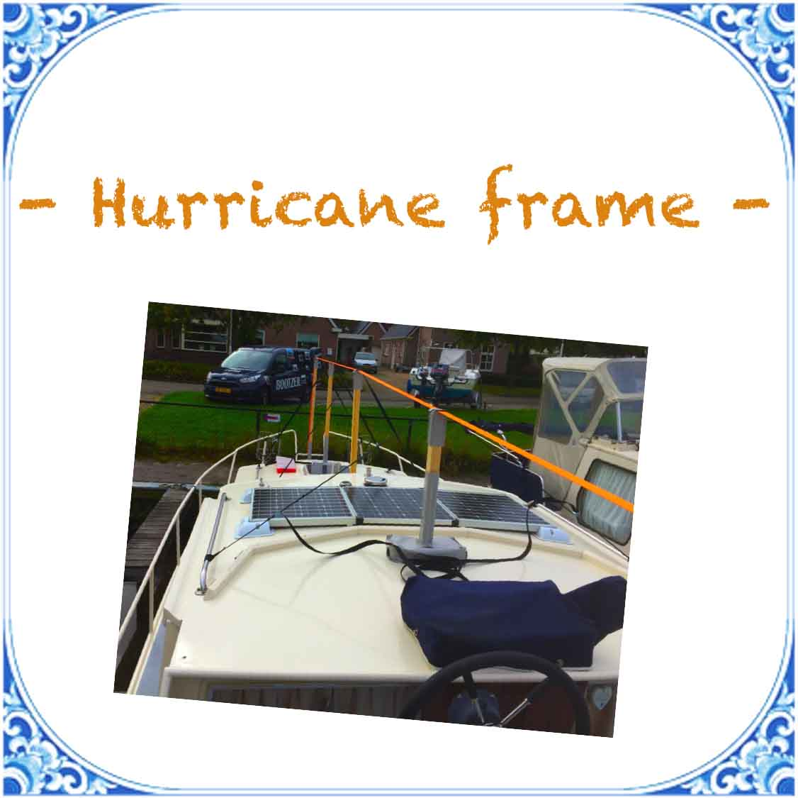 hurricane frame