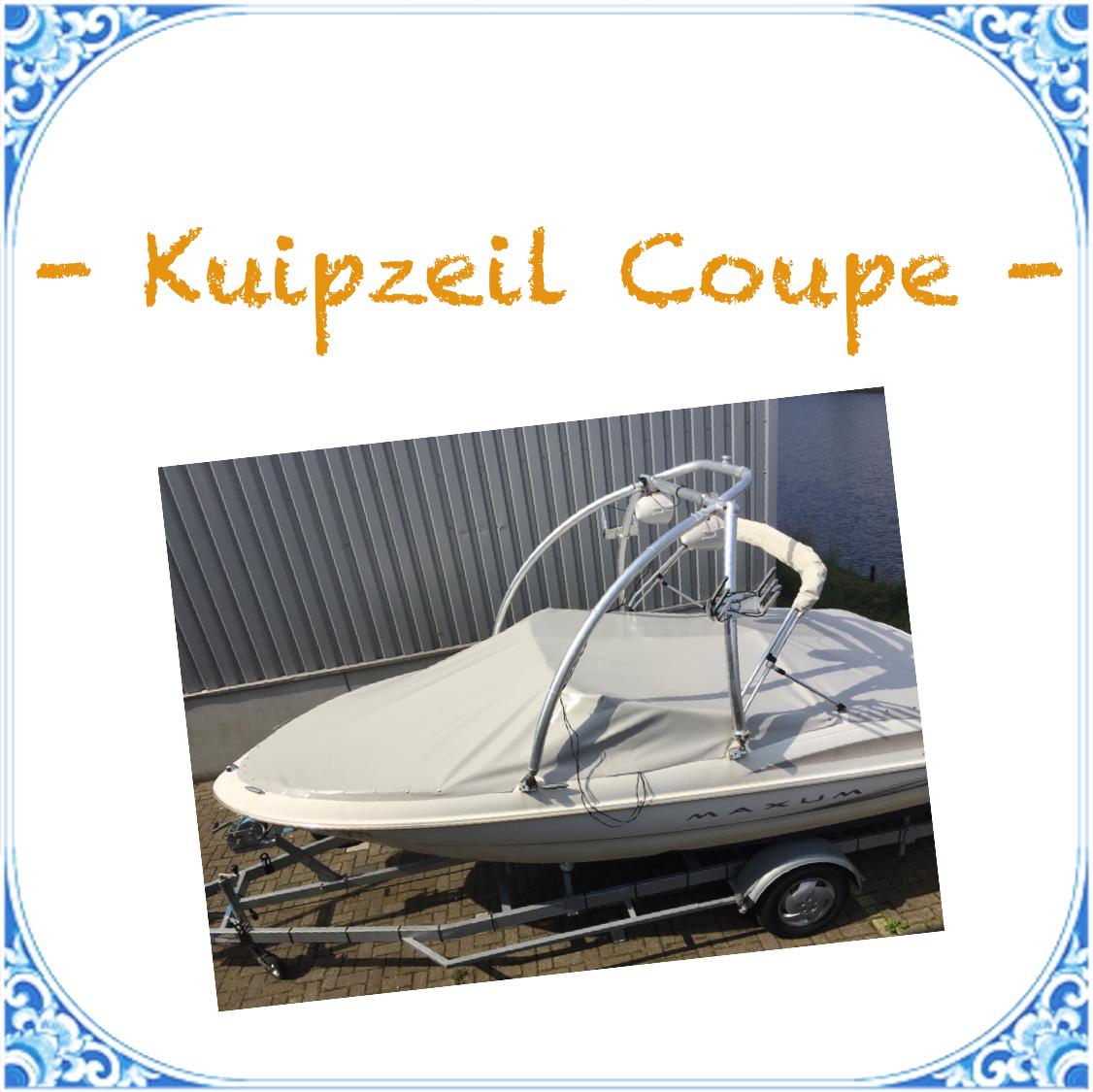 kuipzeil coupe