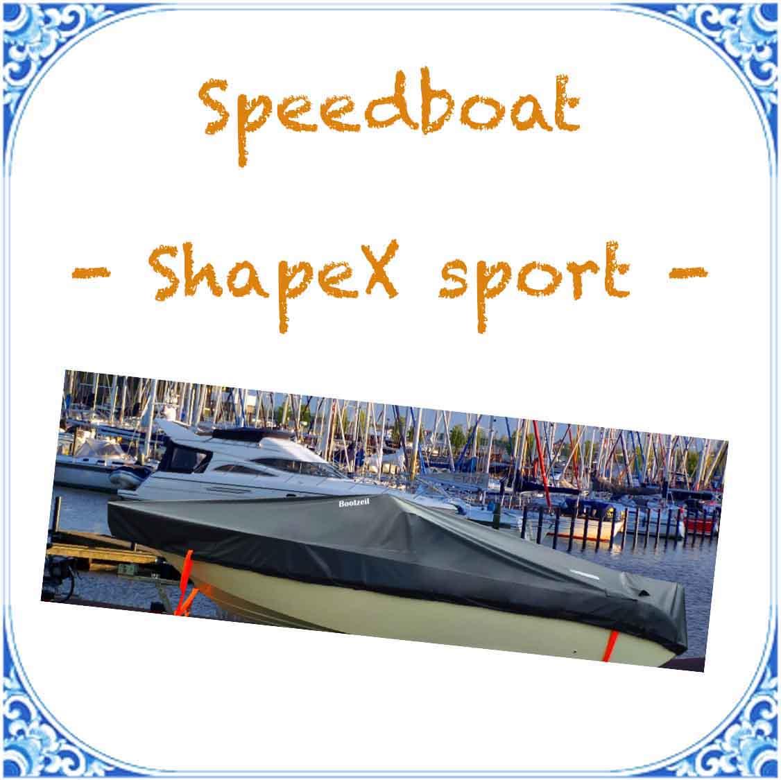 speedboat cover