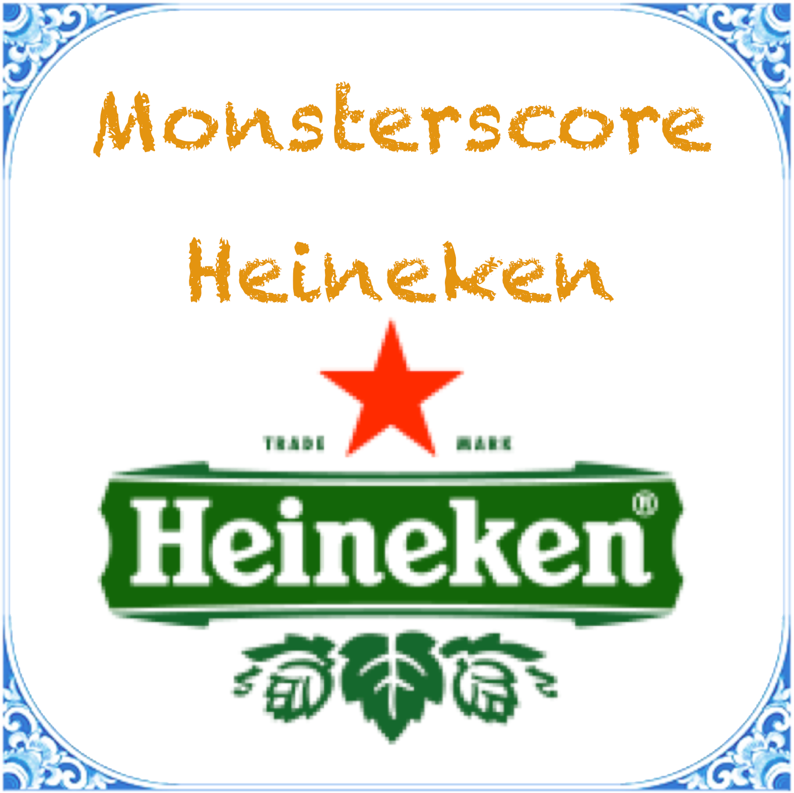 heineken monsterscore
