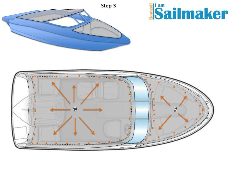Instruction I am Sailmaker