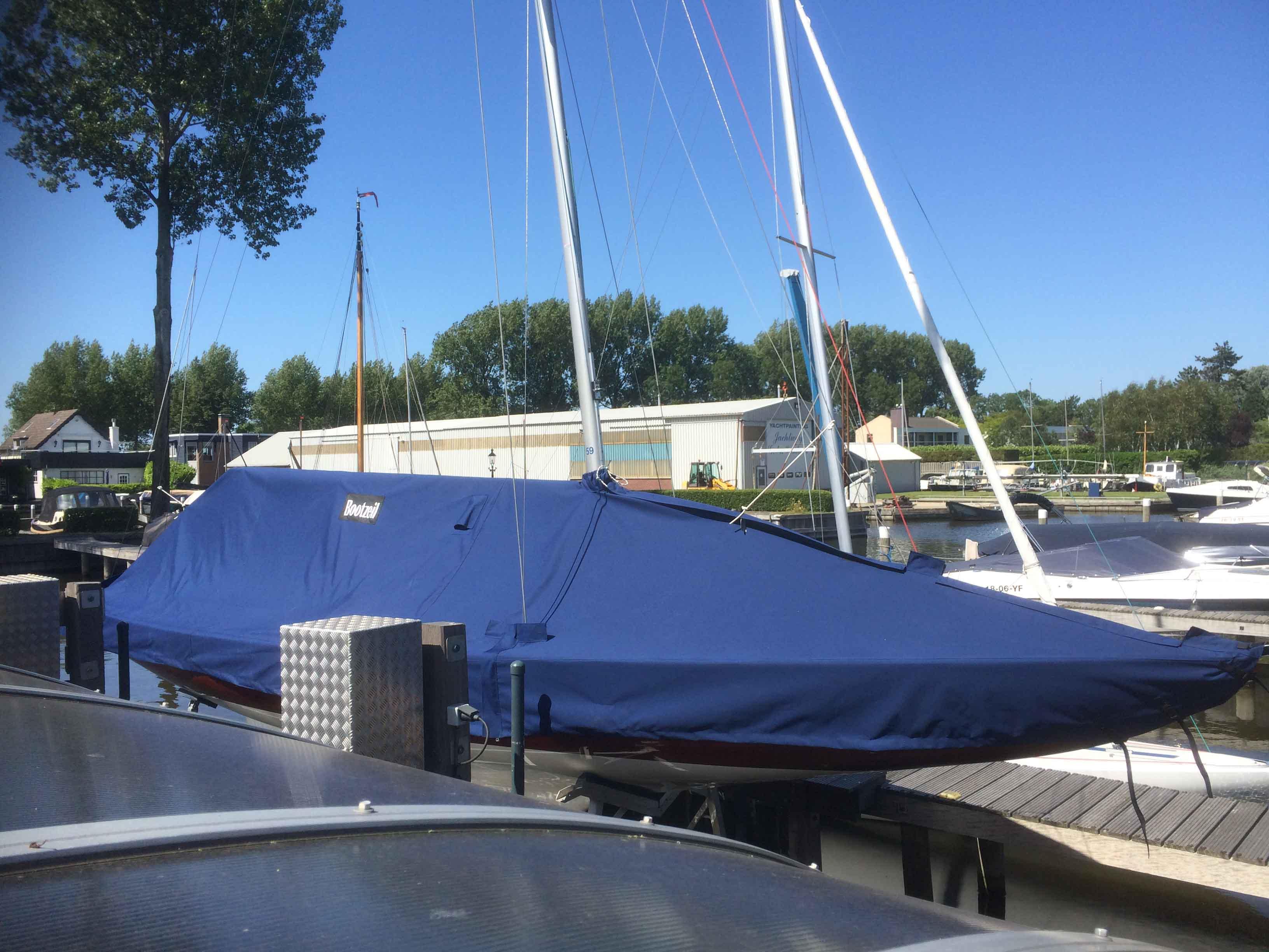 open-zeilboot-dekzeil