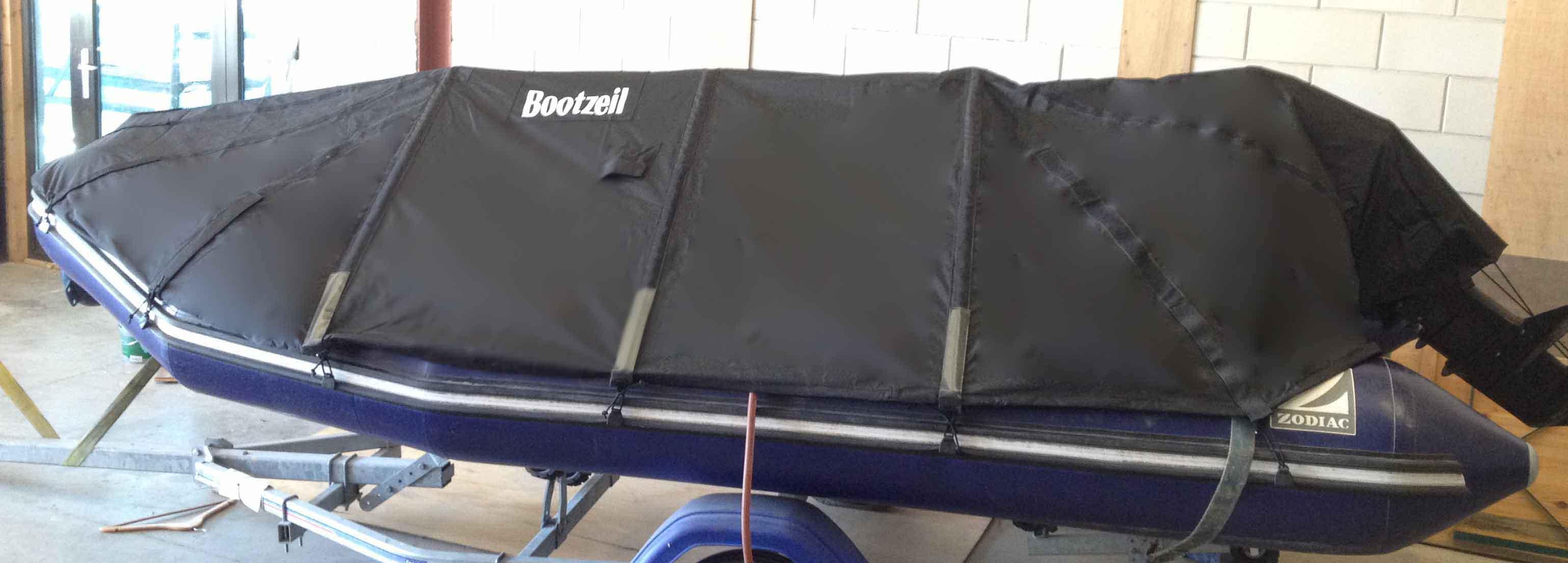 dekzeil-rubberboot