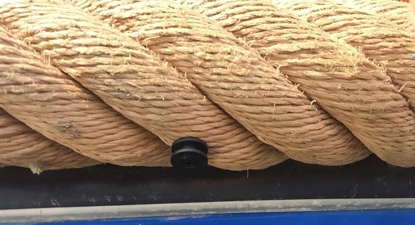 bevestiging kabelaring